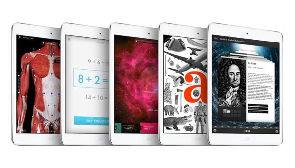 A versatilidade do iPad surpreende