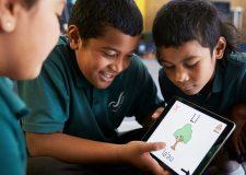 Programação: alunos criam app para preservar língua nativa
